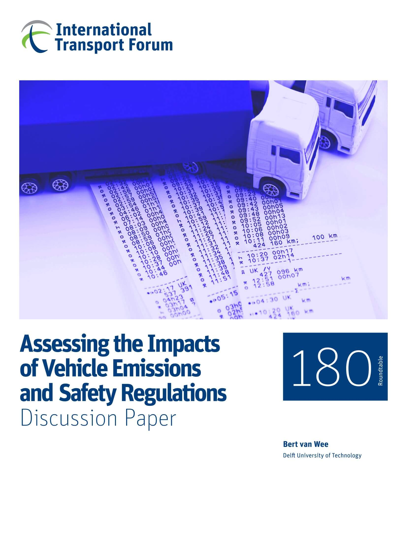 Assessing the Impacts of Vehicle Emissions and Safety Regulations - Discussion Paper