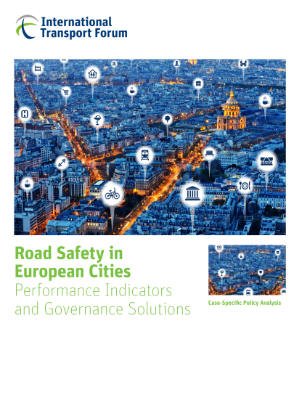 Road Safety in European Cities: Performance Indicators and Governance Solutions