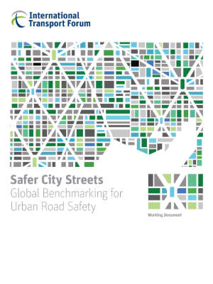 Safer City Streets: Global Benchmarking for Urban Road Safety