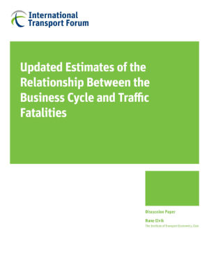 Updated Estimates of the Relationship Between the Business Cycle and Traffic Fatalities