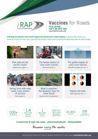 iRAP - Vaccines for Roads: Fifth Edition