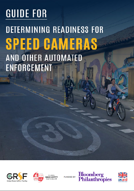 Cover to the Guide for Determining Readiness for Speed Cameras and Other Automated Enforcement